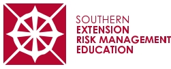 Southern Extension Risk Management Education logo.